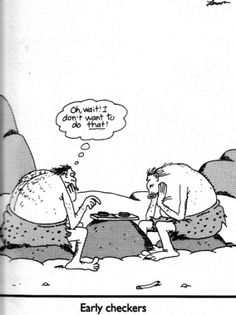 "Gary Larson ""Far side"""